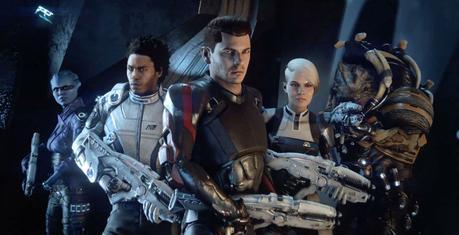 Voici la bande-annonce de lancement de MassEffect: Andromeda