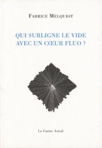 Mardi, c'est poésie ! #16 Fabrice Melquiot