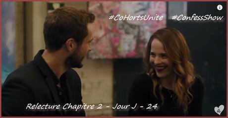 Relecture #ConfessShow - Jour J - 24