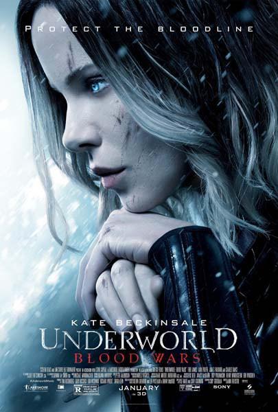 UNDERWORLD: BLOOD WARS (2016) ★★★☆☆