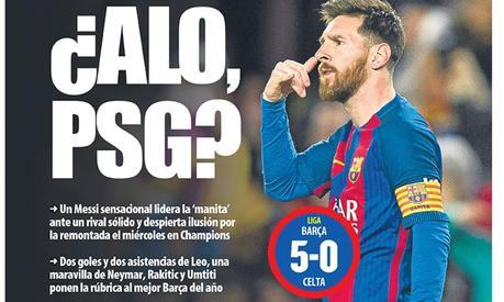 Barça/P.S.G : réactions sur Twitter