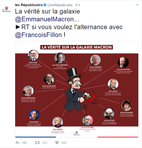 LEVÉ, LE HAUT MACRON CHERCHE DES PAIX D'ALLIÉS