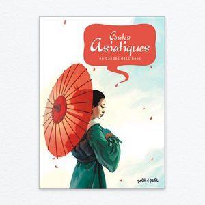 Les contes arabes et asiatiques en BD