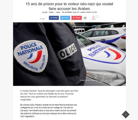 Pas vu sur #FDesouche #NoNazi #antifa