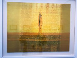 Galerie Frederic MOISAN  exposition Catherine de Luze jusqu'au 31 Mars 2017