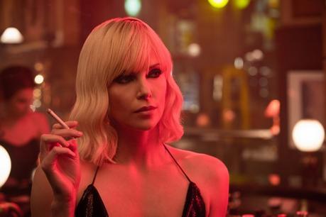 ATOMIC BLONDE - un thriller d'action débridé avec Charlize Theron le 16 Aout au Cinéma