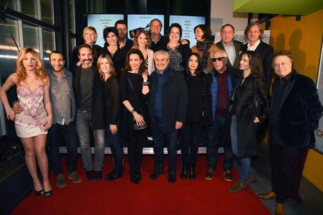 L'amour des acteurs de CHACUN SA VIE pour Claude Lelouch, Retour en photo et vidéo sur la conférence de presse à Beaune