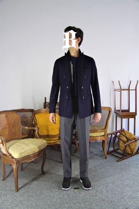 Bohardy Paris Automne Hiver 17/18 menswear collection