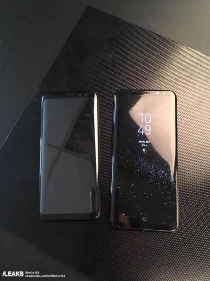 Le prix du Samsung Galaxy S8 dévoilé