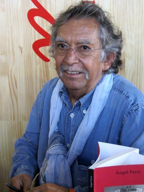 Ángel Parra, l'artiste militant, s'est éteint