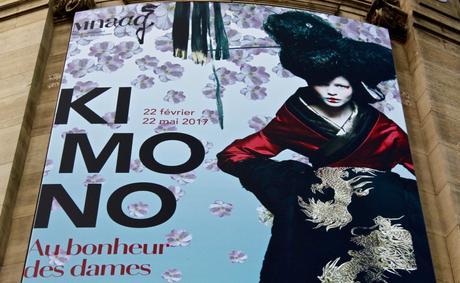 Des kimonos pour le bonheur des dames au Musée Guimet