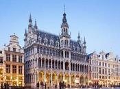 Flâner Bruxelles- capitale Européenne