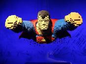 Brick: Exposition LEGO super héros Londres