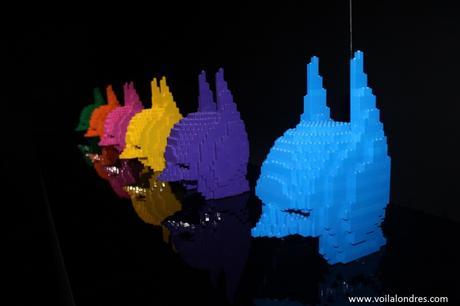 Art of the Brick DC Superheroes 2