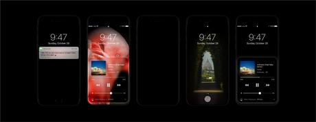 [Video] iPhone 8 Oled iOS 11