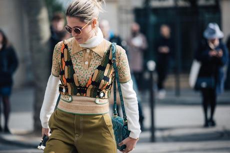 Les meilleurs looks de la Fashion Week à Paris