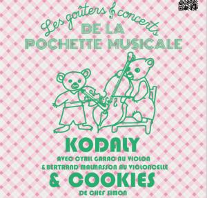 Kodaly et Cookies, un après-midi tzigane pour les enfants