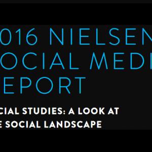[Etude Nielsen] Médias sociaux aux US : mobilité, vieillissement et relations avec les marques