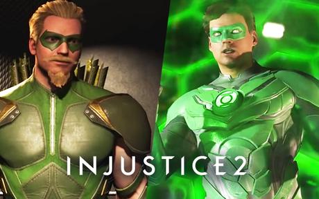 GAMING | Injustice 2 : Un second trailer pour le mode histoire, Green Arrow, Green Lantern et Captain Cold confirmés !