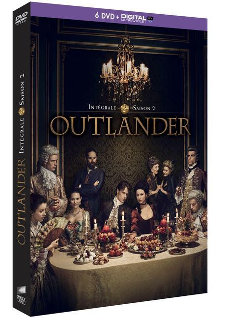 [Concours] On vous fait gagner la saison 2 collector d'Outlander !