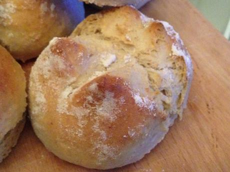 Les petits pains français