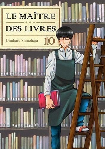 Le maître des livres, tome 10