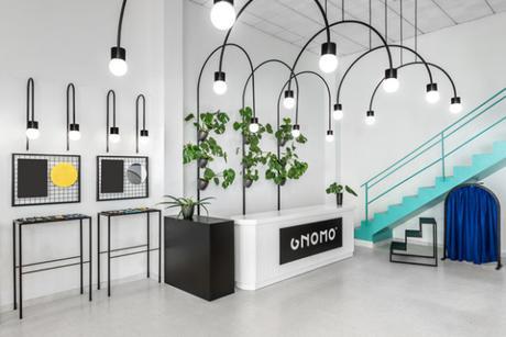 Gnomo, une boutique d'objets déco à l'aménagement original