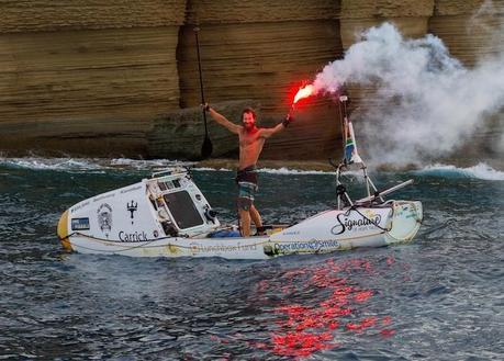 Ces records de traversées sur mer complètement fous