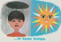 L'allemand pour les (moins nuls): après la pluie vient le beau temps