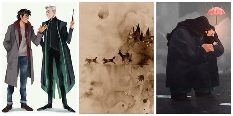 Fan Art Harry Potter #2