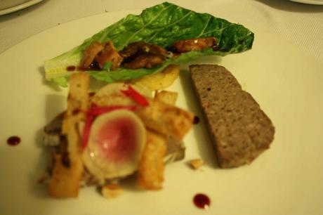 Terrine de sanglier © Gourmets&Co
