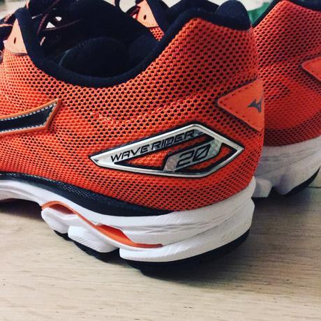 Mon avis sur Ia chaussure Mizuno Wave Rider 20