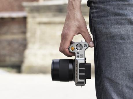 Le X1D d'Hasselblad, le premier moyen format numérique mirrorless au monde