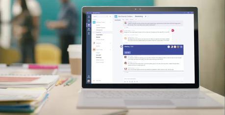 Microsoft Teams débarque officiellement sur Office365