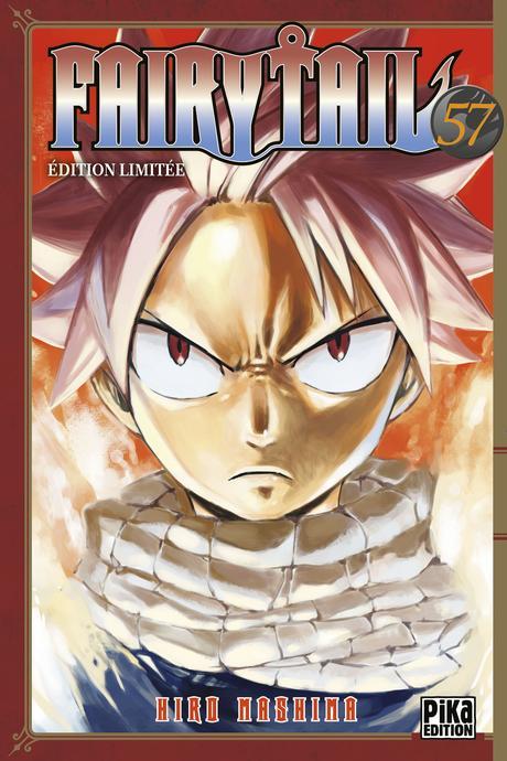 Fairy Tail 57 édition limitée