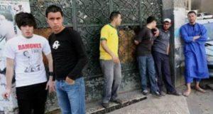 Le taux élevé du chômage des jeunes en Algérie préoccupe le FMI
