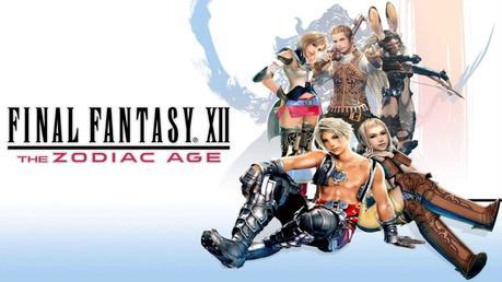 Final Fantasy XII revient sur PS4 le 11 juillet !