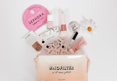 Les Jolies Box : My Little Box - #NoFilter [ Mars 2017 ] ♥