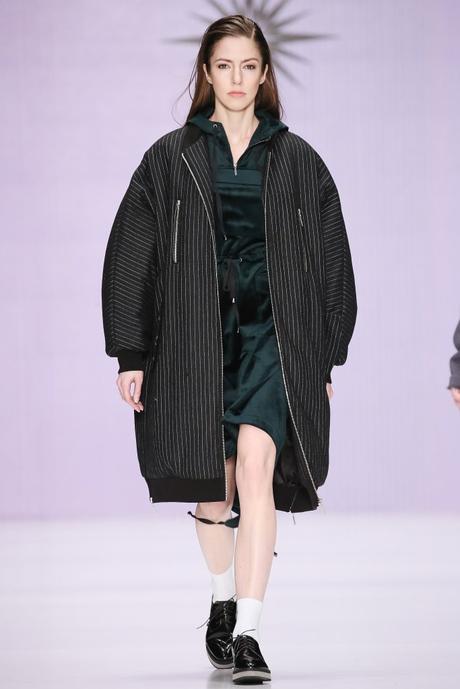 Russie Fashion Week: Jour 1