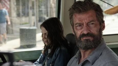 Logan et sa fille
