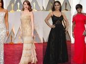 tons champagne blanc brillant Oscars