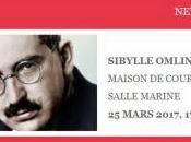 Fondation Rainer Maria RILKE Sierre (Suisse) Mars 2017 Walter Benjamin