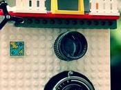 crée appareil photo avec briques LEGO