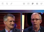 Jean #Lasalle chaîne d'extrême droite #TVL #PesteBrune