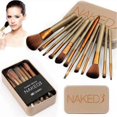 J 39 Ai Test Pour Vous Les Pinceaux De Maquillage Jumia Market Lire