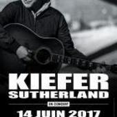 KIEFER SUTHERLAND - LA CIGALE - PARIS - 14 JUIN 2017 | www.gdp.fr