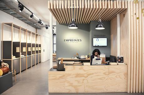 reportage empreintes concept store paperblog. Black Bedroom Furniture Sets. Home Design Ideas