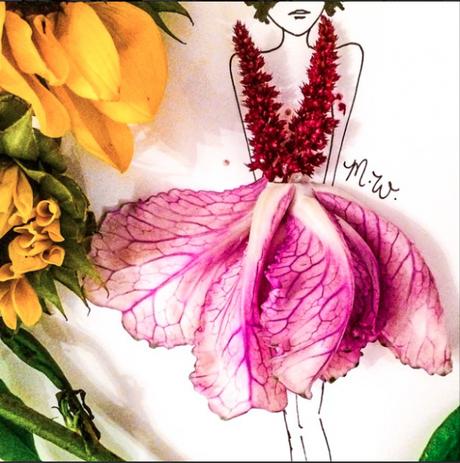 Flower girls par Meredith Wing