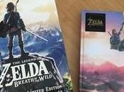 [Vds] Zelda BOTW collector guides Last Guardian