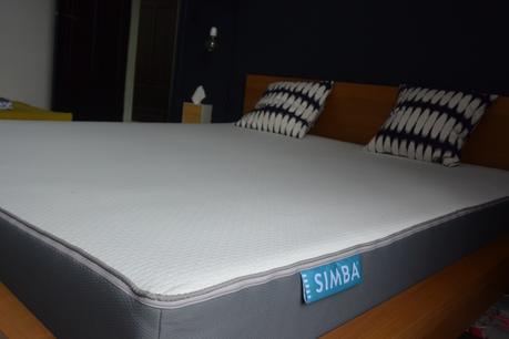 simba sleep paperblog. Black Bedroom Furniture Sets. Home Design Ideas